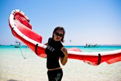 Join us for a kitesurfing adventure