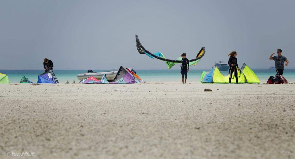 Where to Kitesurf in November
