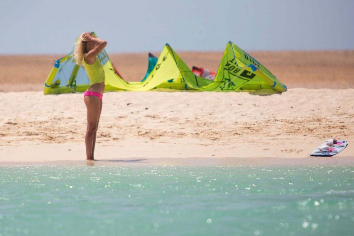 Kite Spots – Where to kite in Egypt